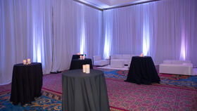 Image of a Pipe & Drapes (Polyester) - 15 to 18ft High