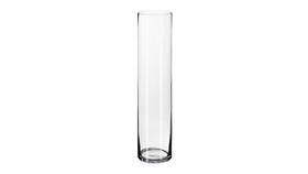 "Image of a Vase, Cylinder Glass 16""x4"""