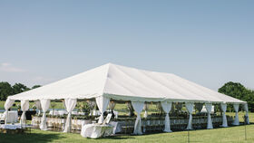 Image of a Frame Tent - 40x80