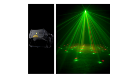 Image of a Laser Beams - Green & Red