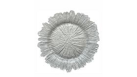 """Image of a Chargers 13"""" - Glass Sponge - Silver"""