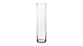 "Image of a Vase, Cylinder Glass - 10""x3.25"""