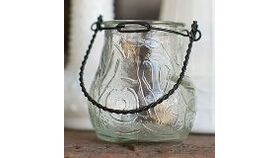 Image of a Hanging Glass Heirloom