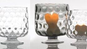 Image of a Vase - Yuvi (Beveled Glass)