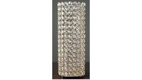 Image of a Vase - Gold Rhinestone Stand