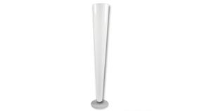 Image of a Vase - White Trumpet