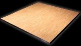 Image of a Dance Floor - Oak 18x24
