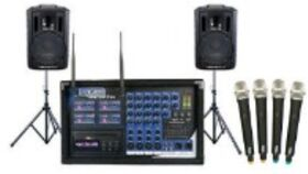 Image of a #1 - Karaoke System - Compaq/HP/Peavy