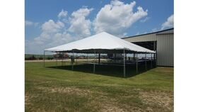 Image of a Frame Tent - 30x80
