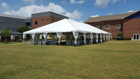 Image of a Frame Tent - 40x70