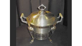 Image of a Chafing Dish - Round