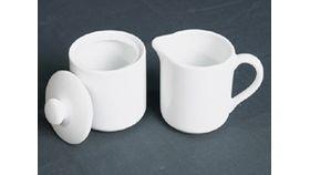Image of a Beverage Service - Cream and Sugar Set