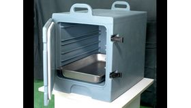 Image of a Food Transporter - Cambro