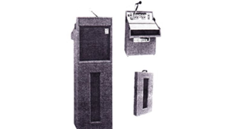 Picture of a Electronics - Lectern