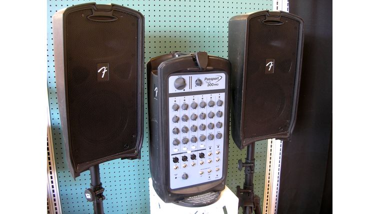 Picture of a Electronics - Speaker Stands