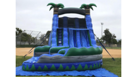 Image of a Lrg Waterslide Jumper