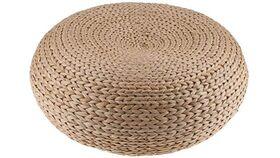 Image of a Boho Round Cushion Pouf