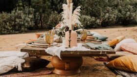 Image of a Boho Party Package