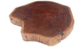 Image of a Wood Slab, Large