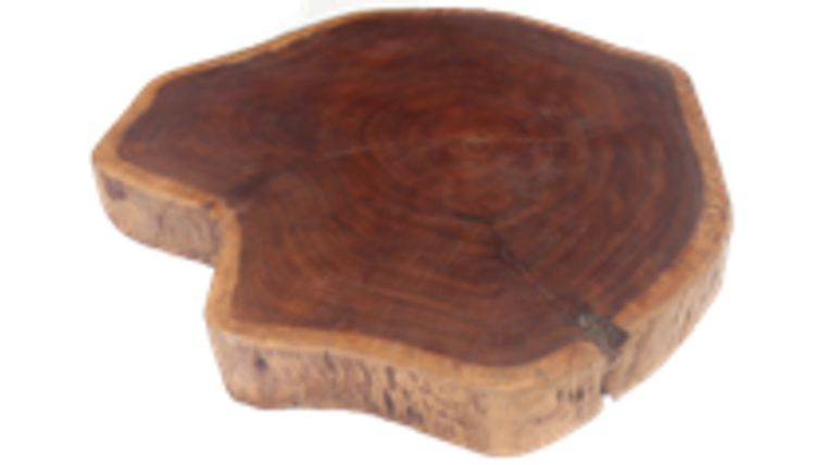 Picture of a Wood Slab, Large