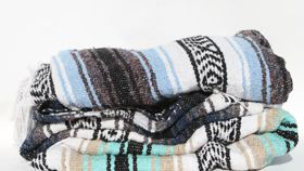 Image of a Blanket, Baja - Muted Colors
