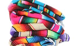 Image of a Blanket, Serape