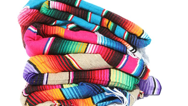 Picture of a Blanket, Serape