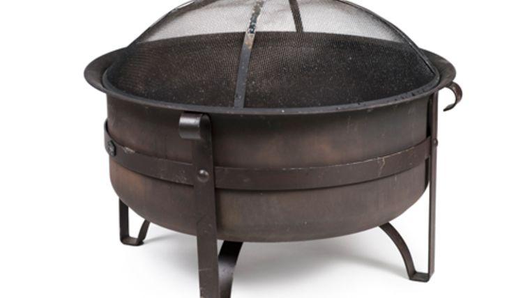 Picture of a Fire Pit, Cauldron