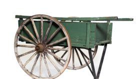 Image of a Cart, Merchant