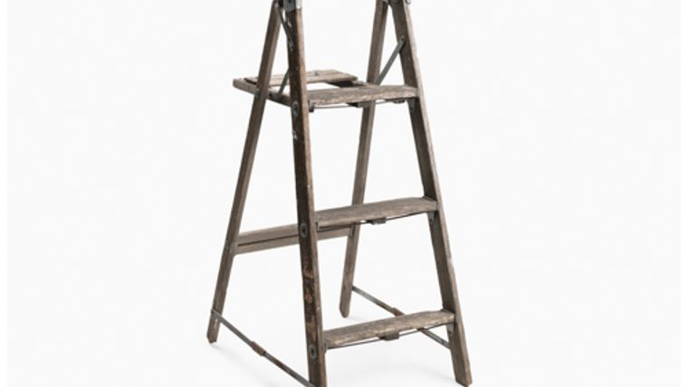 Picture of a Ladder, Boone