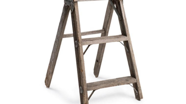 Picture of a Ladder, Hank