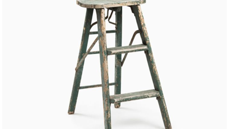 Picture of a Step Stool, Gus