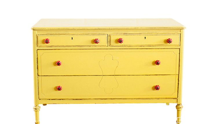 Picture of a Chest, Daisy