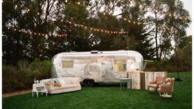 Image of a 1957 Airstream, Custom