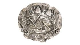 Image of a Ash Tray, Crystal