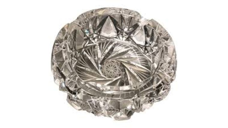 Picture of a Ash Tray, Crystal