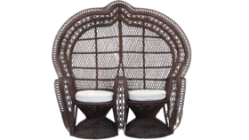 Image of a Chair, Manila Double Peacock