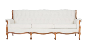 Image of a Sofa, Blanca