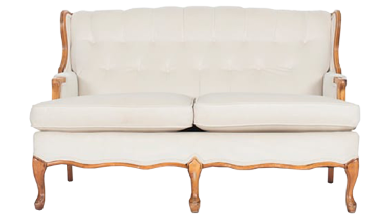 Picture of a Settee, Candace