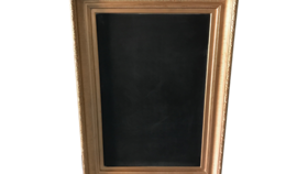 Image of a Chalkboard, Elias