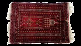 Image of a Rug, Arman