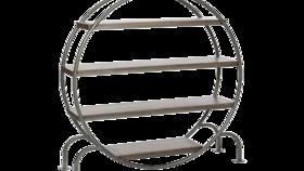 Image of a Circle Shelf, Bristow