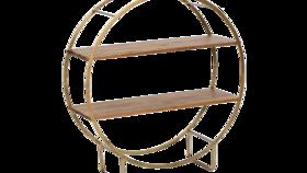 Image of a Circle Shelf, Brigid