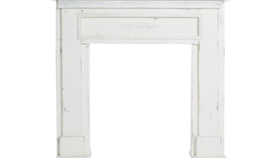 Image of a Fireplace Mantel, Ashton