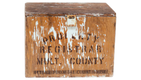 Image of a Ballot, Box
