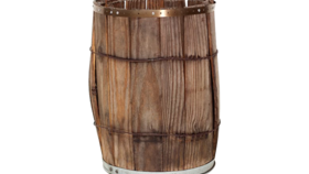 Image of a Barrel, Nail Keg