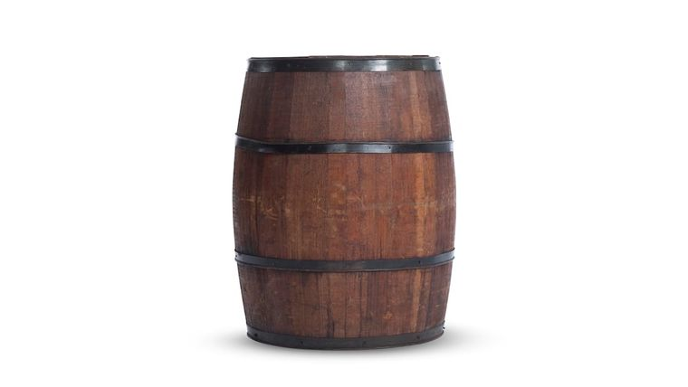 Picture of a Barrel, Barlow