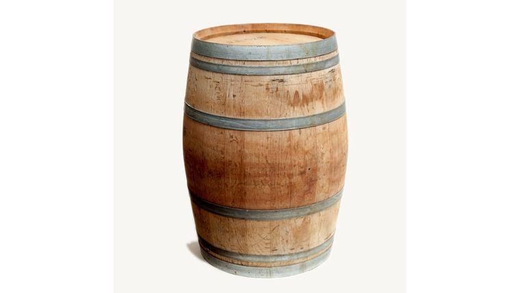 Picture of a Barrel, Oak Wine