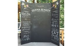 Image of a Chalkboard, Wall
