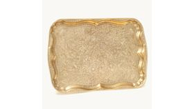 Image of a Tray, Brass